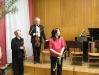 Tamami Honma (Japonija, JAV) ir valstybinis Vilniaus kvartetas