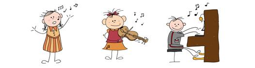 Mokinių priimtų į Ignalinos Miko Petrausko muzikos mokyklą sąrašas