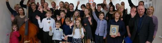 """Baigėsi XVII Rytų Aukštaitijos muzikos ir meno mokyklų jaunųjų atlikėjų edukacinis festivalis """"Aukštaitijos viltys 2017″"""