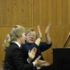 """2009-02-03 Trio """"Dinastija\"""" koncertas"""